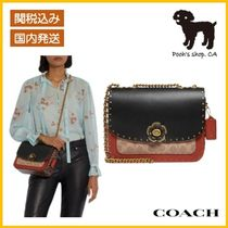 【COACH】Madison Shoulder Bag In Signature◆国内発送◆