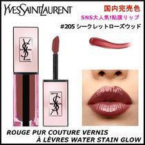"""""""YSL""""WATER STAIN GLOW 完売色 #205シークレットローズウッド"""