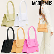 2021SS【JACQUEMUS】Le grand Chiquito レザーバッグ 5カラー
