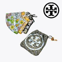 【Tory Burch】FACE MASK, SET OF 3 WITH POUCH マスク3枚セット