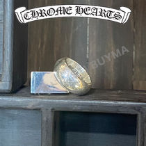 Chrome Hearts クロムハーツ CH PLUS BAND RING クロス リング