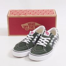 VANS::checkerboard SK8-LOW:27cm[RESALE]