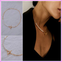 【MIDNIGHT MOMENT.】le pearl necklace〜ネックレス