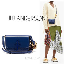 JW ANDERSON☆アンカー ナノ チェーン レザーバッグ 関税込