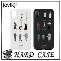 (ovtk) iPhone Galaxy Hard Case 2種類 (送料/関税無)