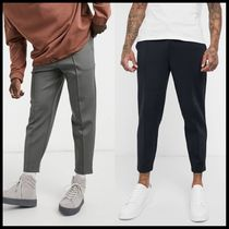 ASOS DESIGN smart tapered joggers