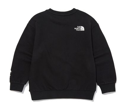 THE NORTH FACE キッズ用トップス 人気★関税込★The North Face★K'S ESSENTIAL SWEATSHIRT.S★(3)