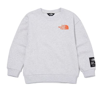 THE NORTH FACE キッズ用トップス 人気★関税込★The North Face★K'S ESSENTIAL SWEATSHIRT.S★(5)