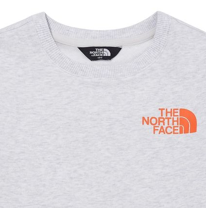 THE NORTH FACE キッズ用トップス 人気★関税込★The North Face★K'S ESSENTIAL SWEATSHIRT.S★(6)