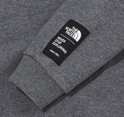 THE NORTH FACE キッズ用トップス 人気★関税込★The North Face★K'S ESSENTIAL SWEATSHIRT.S★(9)