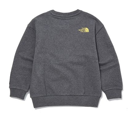 THE NORTH FACE キッズ用トップス 人気★関税込★The North Face★K'S ESSENTIAL SWEATSHIRT.S★(10)