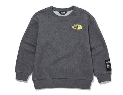 THE NORTH FACE キッズ用トップス 人気★関税込★The North Face★K'S ESSENTIAL SWEATSHIRT.S★(11)