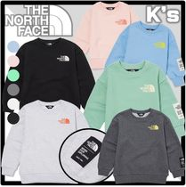 人気★関税込★The North Face★K'S ESSENTIAL SWEATSHIRT.S★