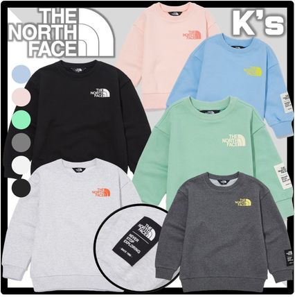 THE NORTH FACE キッズ用トップス 人気★関税込★The North Face★K'S ESSENTIAL SWEATSHIRT.S★