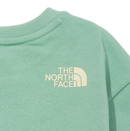 THE NORTH FACE キッズ用トップス 人気★関税込★The North Face★K'S ESSENTIAL SWEATSHIRT.S★(14)
