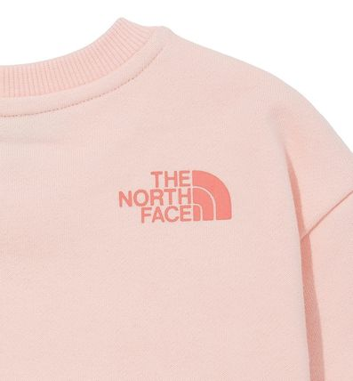 THE NORTH FACE キッズ用トップス 人気★関税込★The North Face★K'S ESSENTIAL SWEATSHIRT.S★(18)