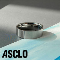 ASCLO Simple Minimal Ring (Silver)