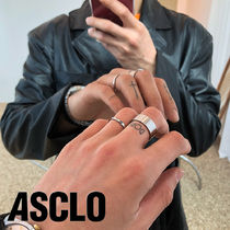 ASCLO Daily Cubic Ring (Silver)