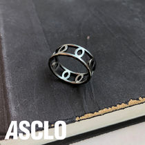ASCLO Connec Circle Ring (Silver)