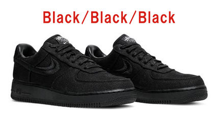 Nike スニーカー 【希少/送料・関税込み/コラボ】Stussy x Air Force 1 Low(3)