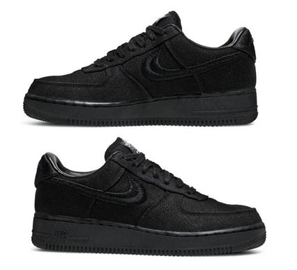 Nike スニーカー 【希少/送料・関税込み/コラボ】Stussy x Air Force 1 Low(4)