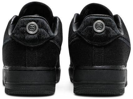 Nike スニーカー 【希少/送料・関税込み/コラボ】Stussy x Air Force 1 Low(5)