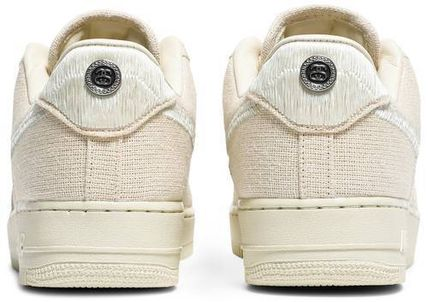 Nike スニーカー 【希少/送料・関税込み/コラボ】Stussy x Air Force 1 Low(11)