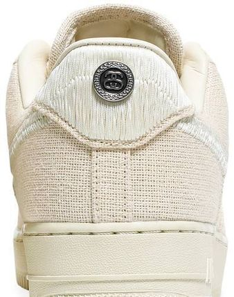 Nike スニーカー 【希少/送料・関税込み/コラボ】Stussy x Air Force 1 Low(12)
