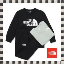 THE NORTH FACE K'S COZY MTM 3PCS SET Tシャツ スウェット上下