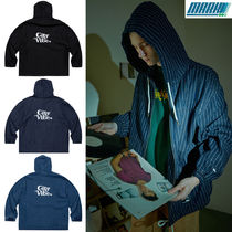 [MARKM] Hooded Jacket (3Color) [韓国ブランド]