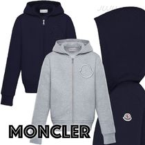 Moncler★2021SS★袖ロゴ★ロゴ入パーカー★4/6A