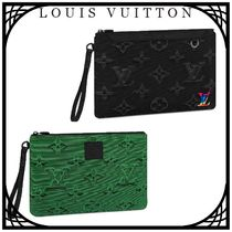 LOUIS VUITTON ポシェット・A4 リバーシブル 国内直営 すぐ届く