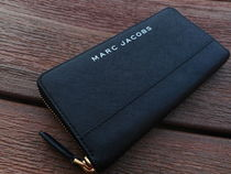 Marc Jacobs Branded Saffiano Standard Continental 長財布