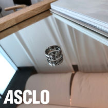ASCLO Roma Chain Ring (Silver)