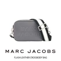MARC JACOBS FLASH LEATHER CROSSBODY BAG【送料0/国内即発】