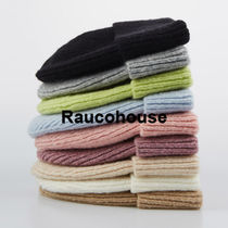 Rarucohouse Soft color wool hat