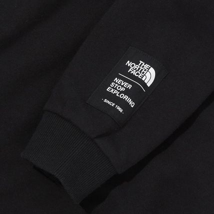 THE NORTH FACE キッズ用トップス ★THE NORTH FACE★キッズ K'S ESSENTIAL SWEATSHIRTS NM5MM02(4)