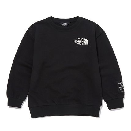 THE NORTH FACE キッズ用トップス ★THE NORTH FACE★キッズ K'S ESSENTIAL SWEATSHIRTS NM5MM02(5)