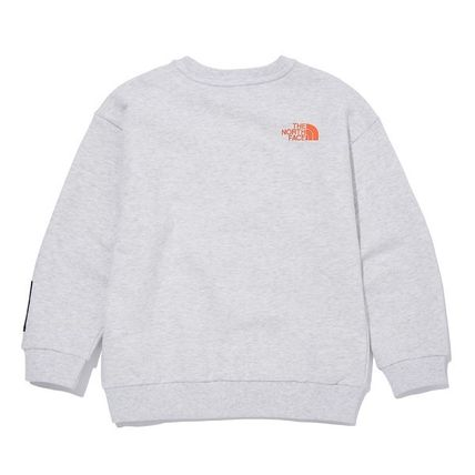 THE NORTH FACE キッズ用トップス ★THE NORTH FACE★キッズ K'S ESSENTIAL SWEATSHIRTS NM5MM02(8)
