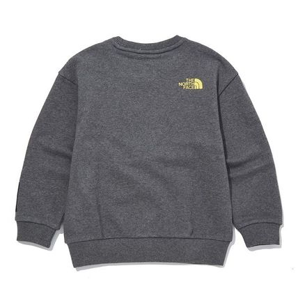 THE NORTH FACE キッズ用トップス ★THE NORTH FACE★キッズ K'S ESSENTIAL SWEATSHIRTS NM5MM02(10)