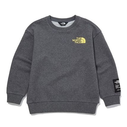 THE NORTH FACE キッズ用トップス ★THE NORTH FACE★キッズ K'S ESSENTIAL SWEATSHIRTS NM5MM02(9)