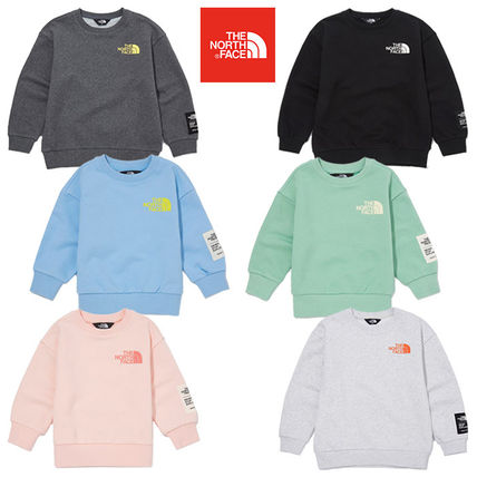 THE NORTH FACE キッズ用トップス ★THE NORTH FACE★キッズ K'S ESSENTIAL SWEATSHIRTS NM5MM02