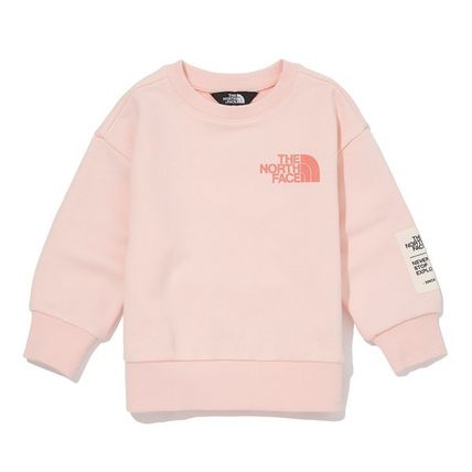 THE NORTH FACE キッズ用トップス ★THE NORTH FACE★キッズ K'S ESSENTIAL SWEATSHIRTS NM5MM02(11)