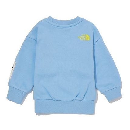 THE NORTH FACE キッズ用トップス ★THE NORTH FACE★キッズ K'S ESSENTIAL SWEATSHIRTS NM5MM02(16)
