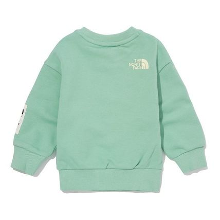 THE NORTH FACE キッズ用トップス ★THE NORTH FACE★キッズ K'S ESSENTIAL SWEATSHIRTS NM5MM02(19)