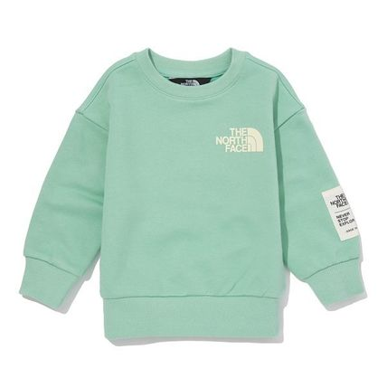 THE NORTH FACE キッズ用トップス ★THE NORTH FACE★キッズ K'S ESSENTIAL SWEATSHIRTS NM5MM02(20)