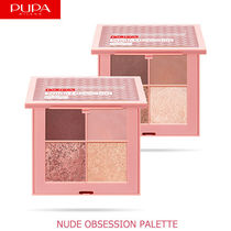 PUPA(プーパ) アイメイク PUPA■Nude Obsession Palette アイシャドウパレット/追跡付