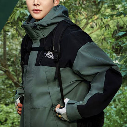 THE NORTH FACE ジャケットその他 THE NORTH FACE HI MOUNTAIN DRYVENT JACKET MU1812 追跡付(2)