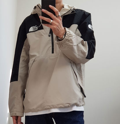 THE NORTH FACE ジャケットその他 THE NORTH FACE NEW MOUNTAIN ANORAK MU1813 追跡付(5)