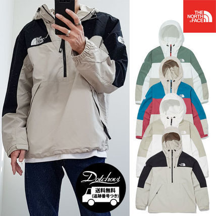 THE NORTH FACE ジャケットその他 THE NORTH FACE NEW MOUNTAIN ANORAK MU1813 追跡付